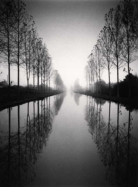 , 'French Canal, Study 2, Loir-et-Cher, France,' 1993, G. Gibson Gallery