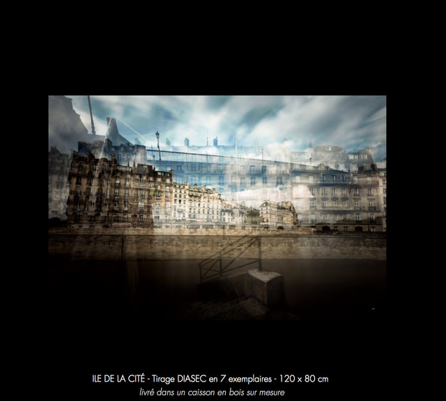 , 'Ile de la Cité - Paris,' 2017, art&emotion Fine Art Gallery
