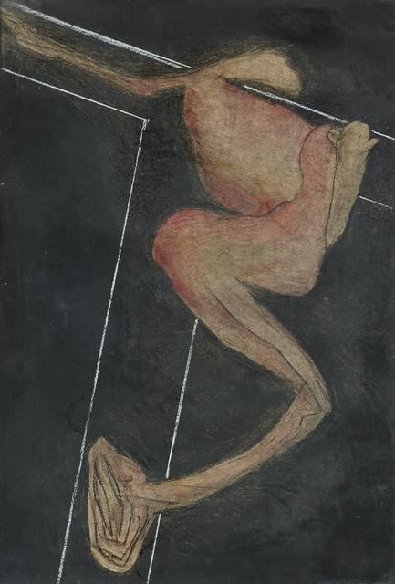 , 'Kreuzigung 2 (Bezug Kubakrise),' 1962, Belvedere 21