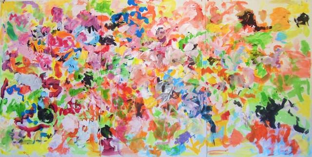 , 'Echapees 6880,' 2017, Galerie Marie-Robin