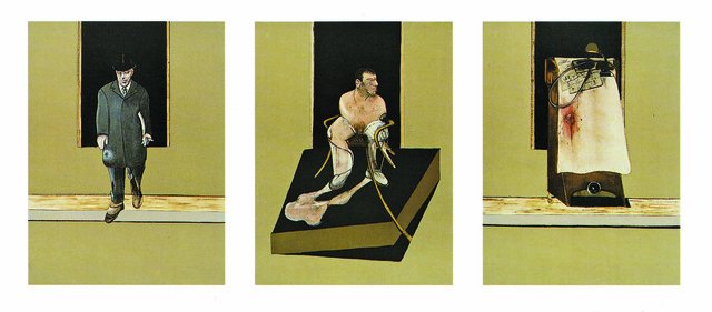 , 'Triptych 1986-87,' 1988, Marlborough Gallery