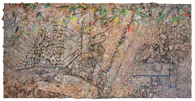 Larry Poons, 'Monarch', 1991, Peyton Wright Gallery