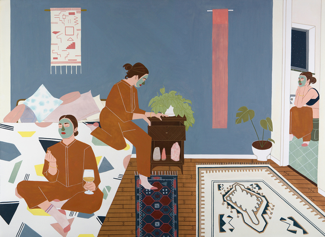 , 'Rituals,' 2018, ZINC contemporary