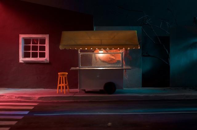 , 'Alejandos de las tiendas del pueblo,' 2012, Knoerle & Baettig Contemporary