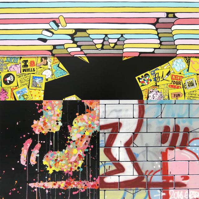 , 'COLOR RANGE,' 2016, KOLLY GALLERY