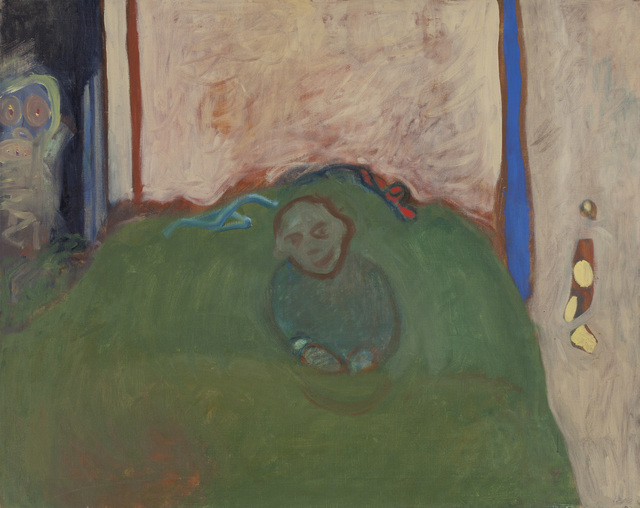 , 'Boy Having a Nightmare,' 1979, Tibor de Nagy
