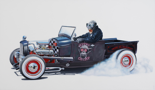 , 'Still Smokin,' , Rehs Contemporary Galleries