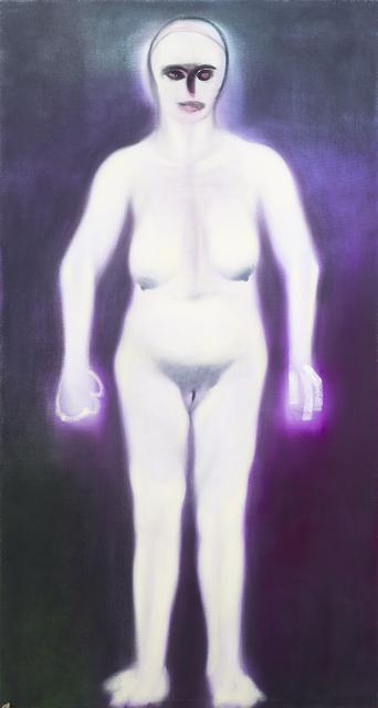 Miriam Cahn, 'au travail', 2011, Galerie Jocelyn Wolff