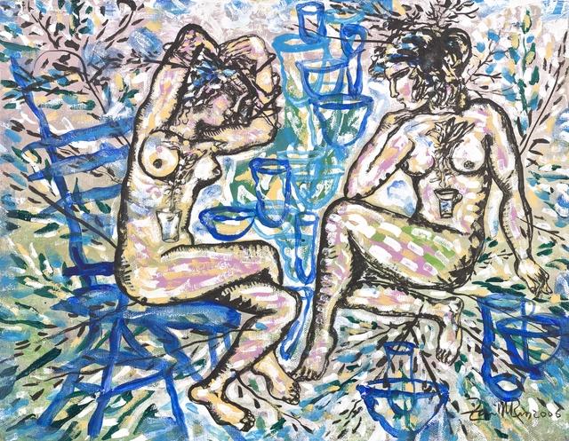 Zaida del Río, 'Desnudo', 2006, MLA Gallery