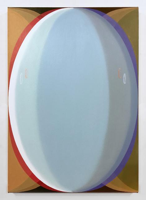 , 'An Appearance, Blue,' 2016, Agustina Ferreyra