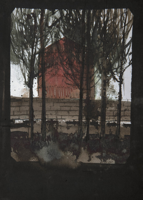 ABBAS NASL SHAMLOO, 'Beyond Alienation 23', 2018, SARADIPOUR Art Gallery