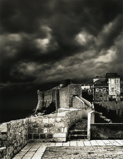 , 'Storm Clouds Over Dubrovnik,' 2009, Photography West Gallery