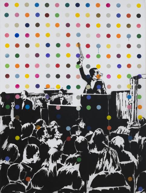 , 'UGH!-CTION #1,' 2012, Primo Marella Gallery