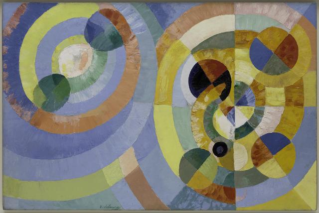 , 'Formes circulaires,' 1930, Guggenheim Museum Bilbao