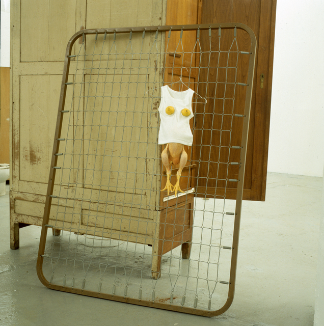 , 'Sex Baby Bed Base,' 2000, New Museum