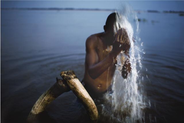 , 'Phantoms of the Congo river (001),' 2011-2012, Galerie Galea