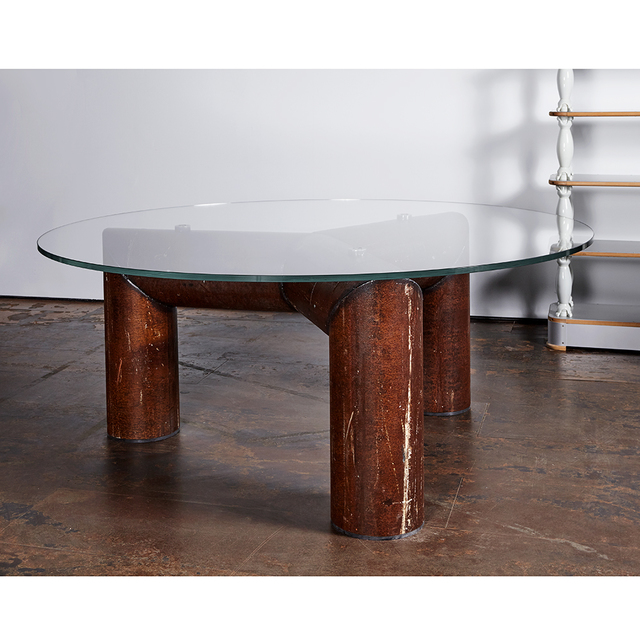 , 'Rag Table,' 2018, The Future Perfect