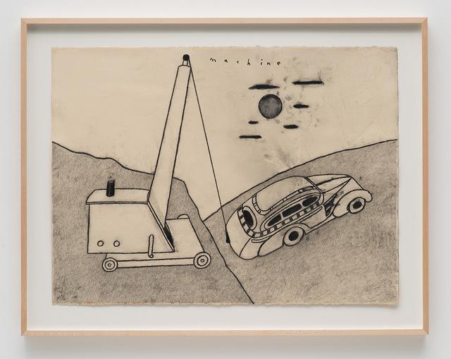 , 'Machine ,' 2013, Sperone Westwater