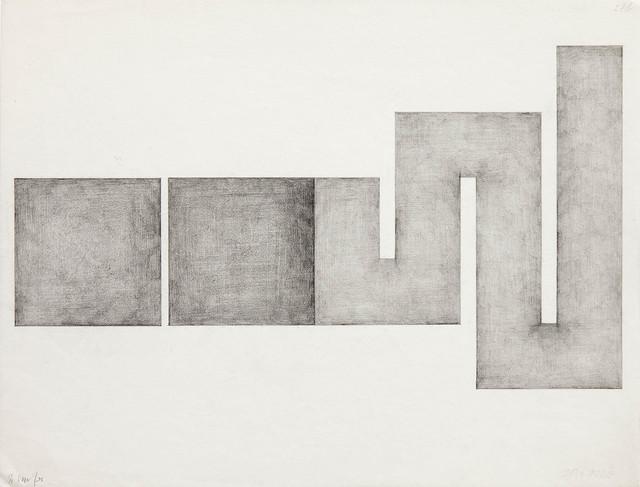 , '27b - 30.X.77 ZG,' 1977, galerie frank elbaz