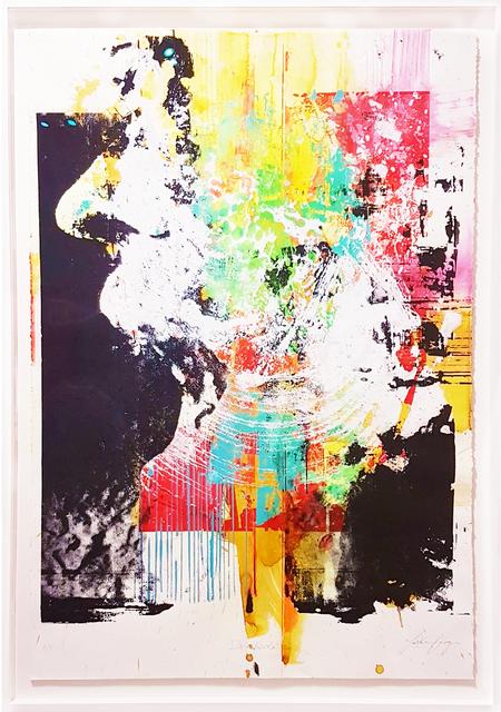 , 'Le Cri,' 2018, Galerie LeRoyer