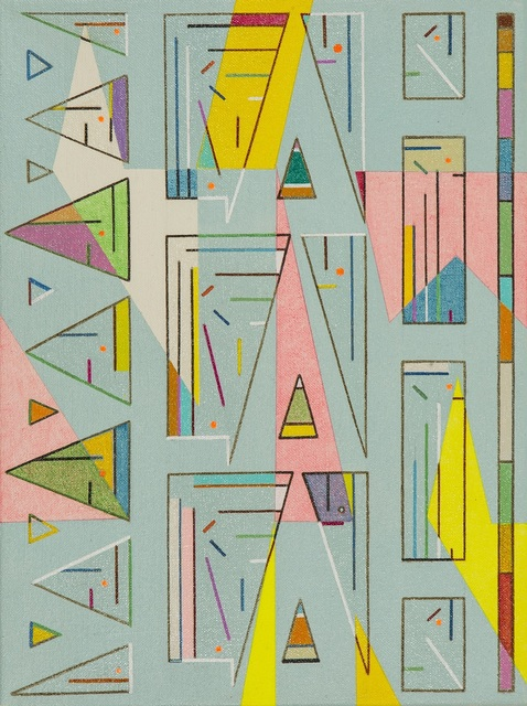 , 'Blah Blah Blah,' 2018, Darren Knight Gallery