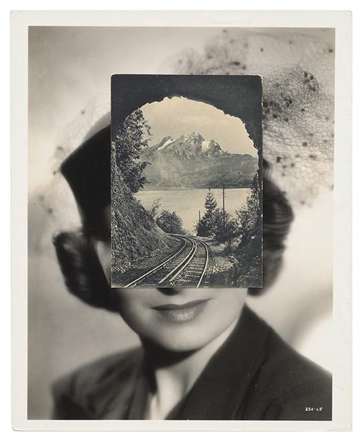 , 'Mask (Film Portrait Collage) CCIV,' 2016, Blain | Southern