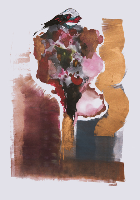 Frank David Valdés, 'Outbreak', 2017, Painting, Mixed media on canvas, ArteMorfosis - Cuban Art Platform