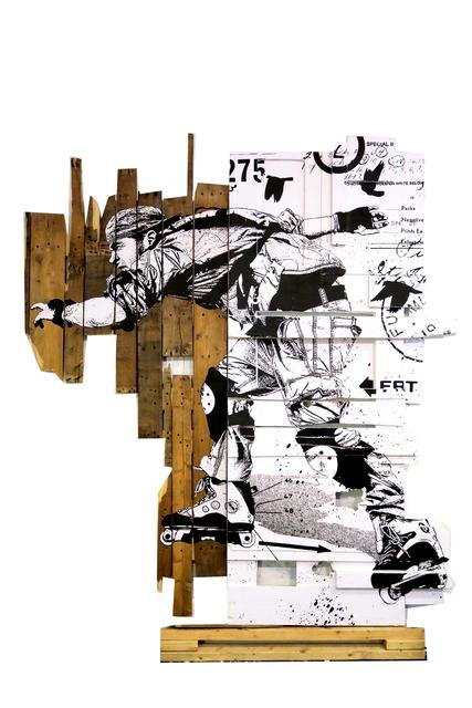 , 'Jump Water St.,' 2016, De Re Gallery