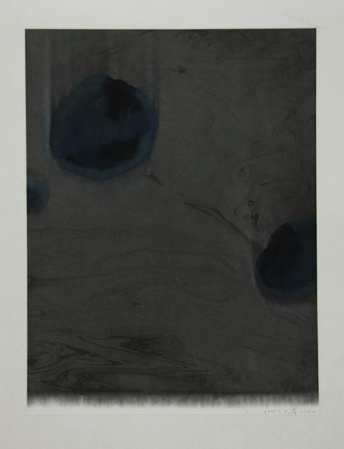 Xin Li, '2015.3.9', 2015, Painting, Ink on paper xuan, Gallery Francoise Livinec