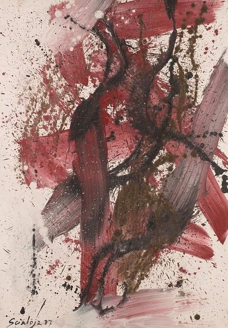 Toti Scialoja, 'Composizione', 1987, Finarte