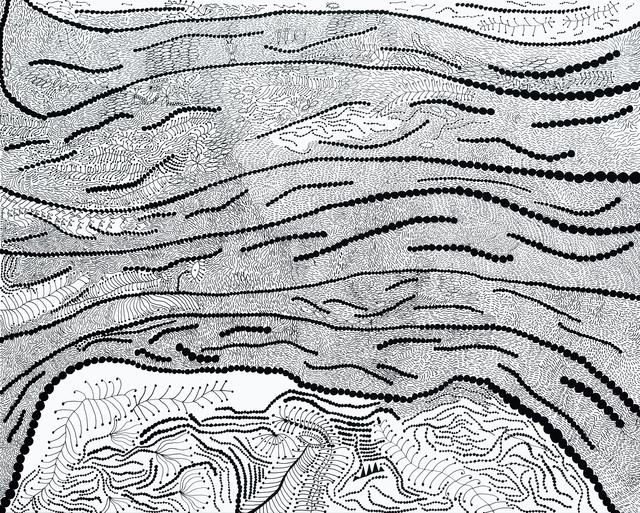 Yayoi Kusama, 'Awakening of Spring', 2005, Seoul Auction