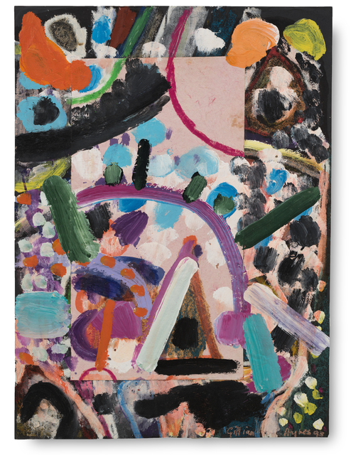 , 'Untitled 无题,' 1993, PIFO Gallery