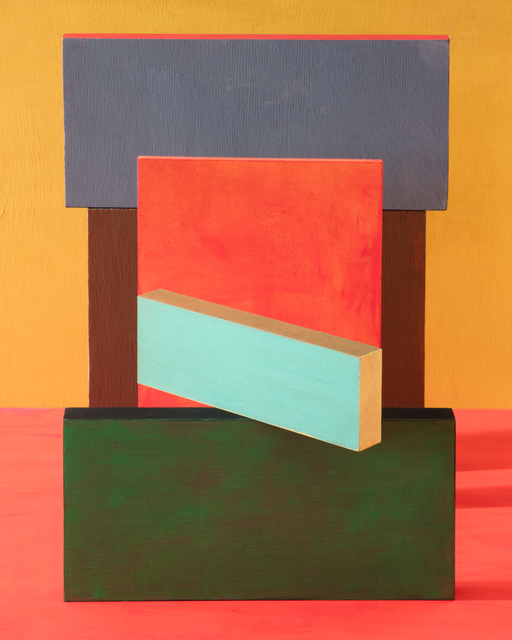 , 'Built Work #39,' 2018, Denny Dimin Gallery