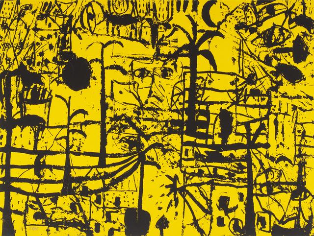 Sergio Hernández, 'Selva', Bernardini Art Gallery & Auction House