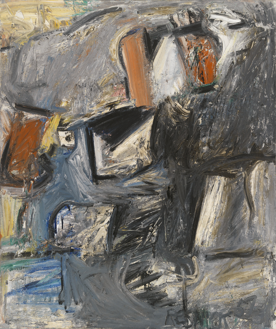 , 'Winged Horse,' 1957, Hollis Taggart