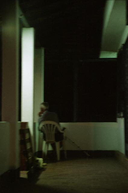 , 'Esta vida me parece a mi mas rara que lo raro que yo le parezco a mi abuelo.,' 2013, Mite