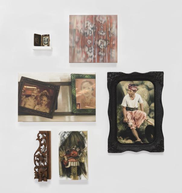 , 'Curio,' 2017, Barnard Gallery
