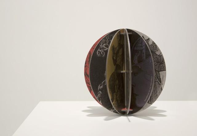 , 'Doppel Orbis,' 2016, Galería Joan Prats
