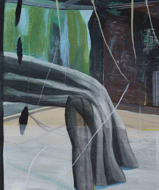 Marc Desgrandchamps, 'Untitled', 2018, Galerie Lelong & Co.