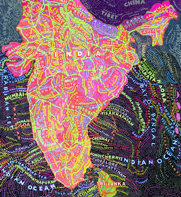 , 'India,' 2010, Jim Kempner Fine Art