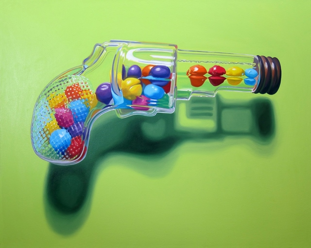 , 'I Want Candy – Gree,' 2018, Cris Worley Fine Arts
