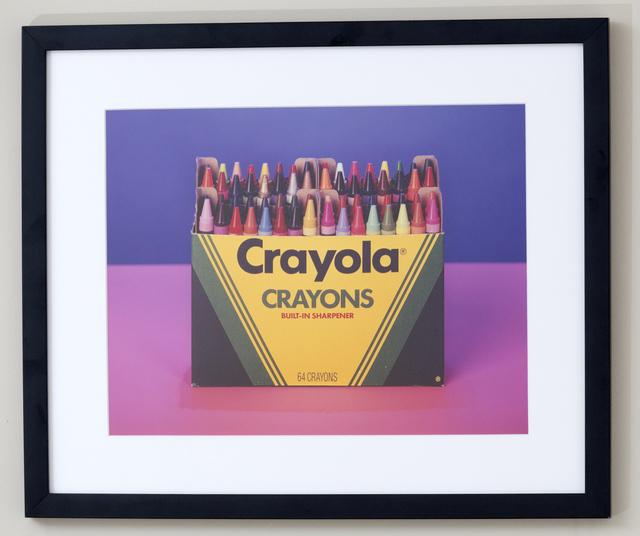 Neil Winokur, 'Crayola Crayons', 1994, Photography, Dye destruction print, Friends Seminary Benefit Auction