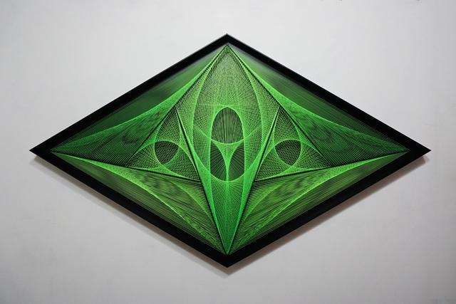 , 'Nexus # 1(x),' 2016, Frantic Gallery