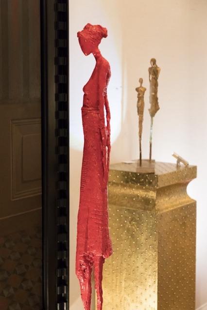 Anne De Villeméjane, 'Calypso in Red', GALLERY M