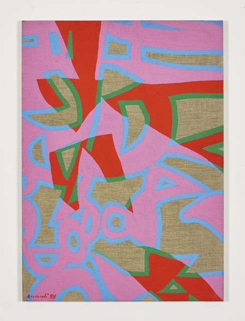 , 'Untitled,' 1988, Galerie Greta Meert