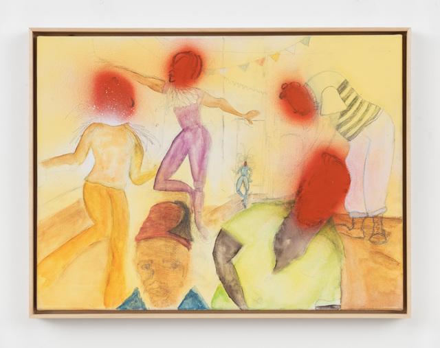 , 'Jouvet Ancestral Recollection,' 2018, Rachel Uffner Gallery