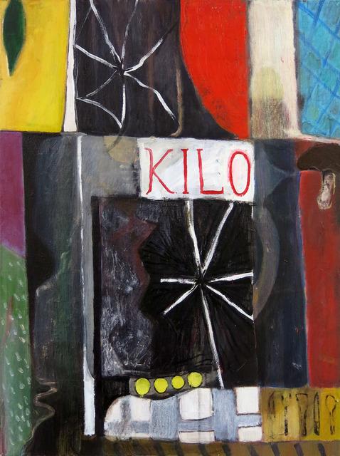 , 'Kilo,' 2016, Galerie Kleindienst