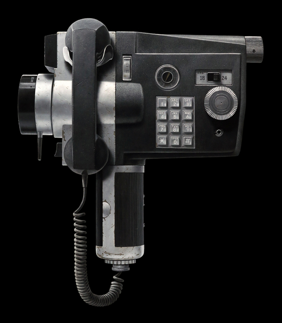 Jeff Bartels, 'Super 8 Telephone', 2018, Painting, Oil on Linen, ARCADIA CONTEMPORARY