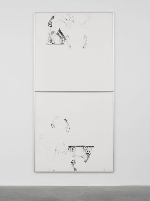 , 'My Feet (160506),' 2016, White Cube