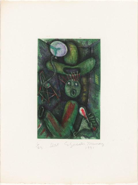 Elizabeth Murray, 'HAT', 1991, Doyle